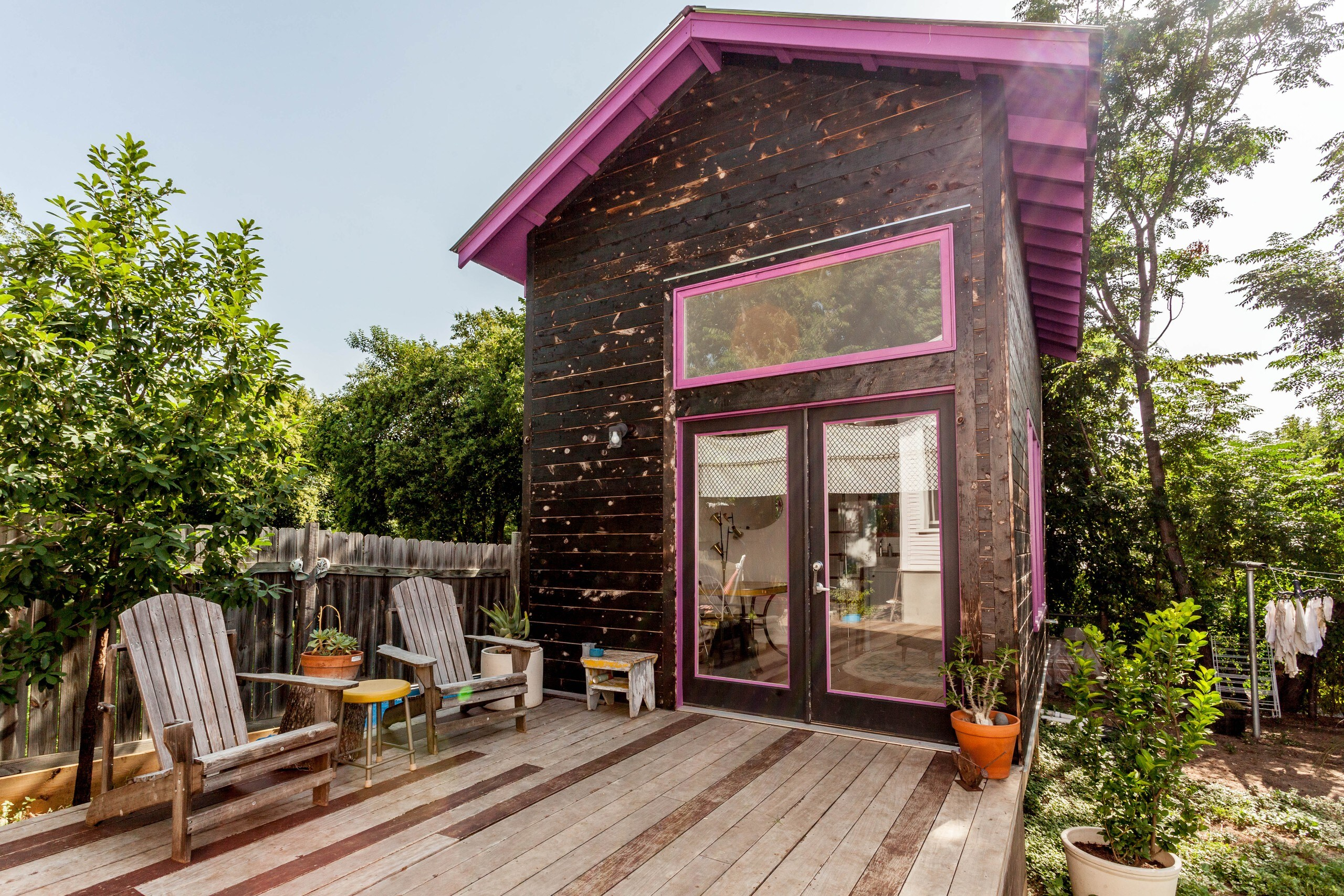 Awesome Veranda Tiny House
